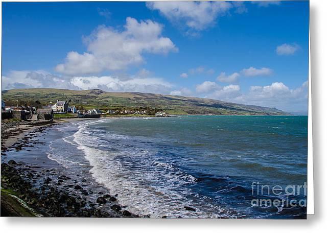 Northern Ireland Coast Greeting Card