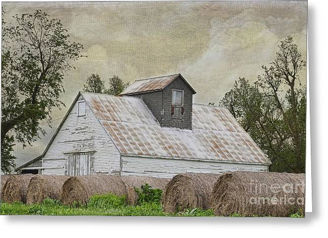 Greeting Card featuring the photograph Nortonville Kansas by Liane Wright