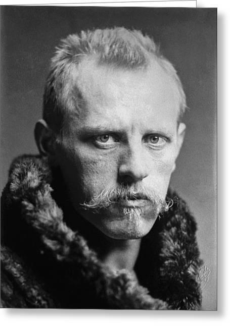 Norwegian Fridtjof Nansen Greeting Card