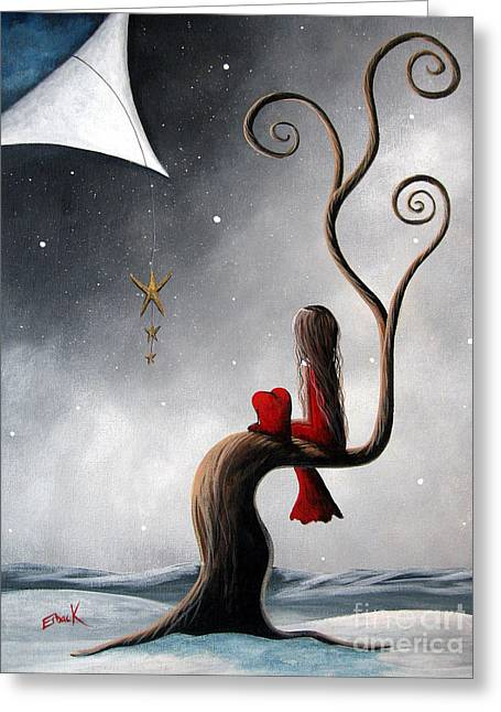 Not The Same Without You By Shawna Erback Greeting Card by Shawna Erback