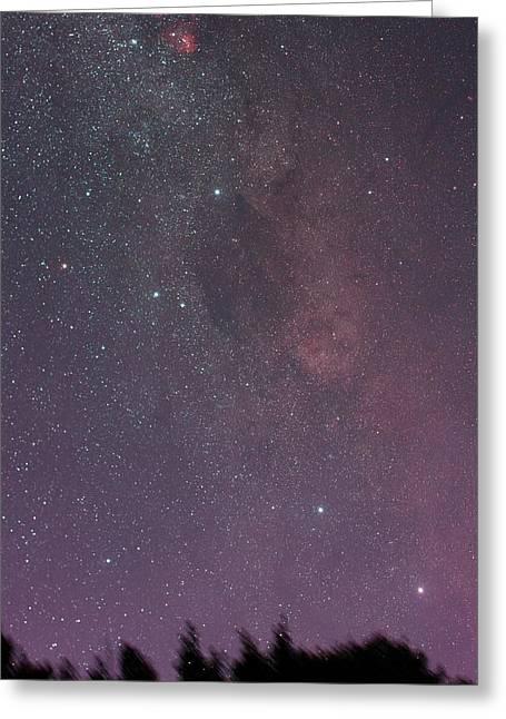 Nova Centauri 2013 Greeting Card