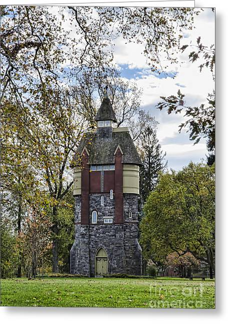 Oakbourne Tower Greeting Card