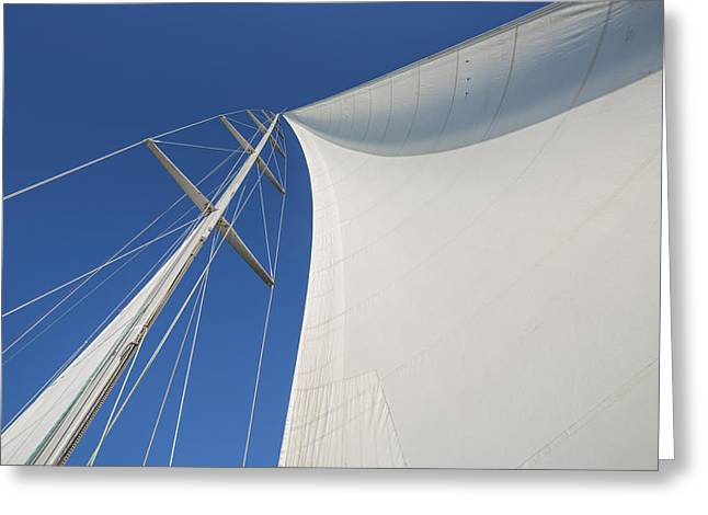 Obsession Sails 3 Greeting Card