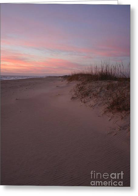 Obx Serenity 2 Greeting Card by Tony Cooper