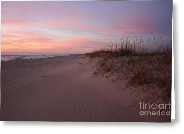 Obx Serenity Greeting Card by Tony Cooper