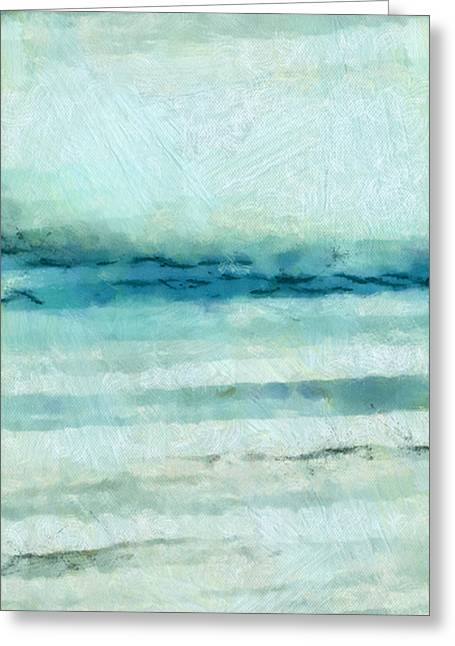 Ocean 7 Greeting Card