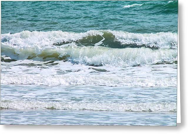 Ocean's Art Greeting Card