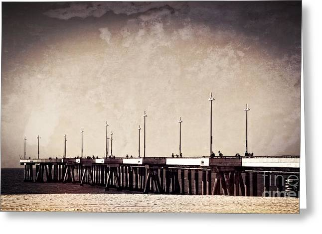 Oceanside Dreams Greeting Card