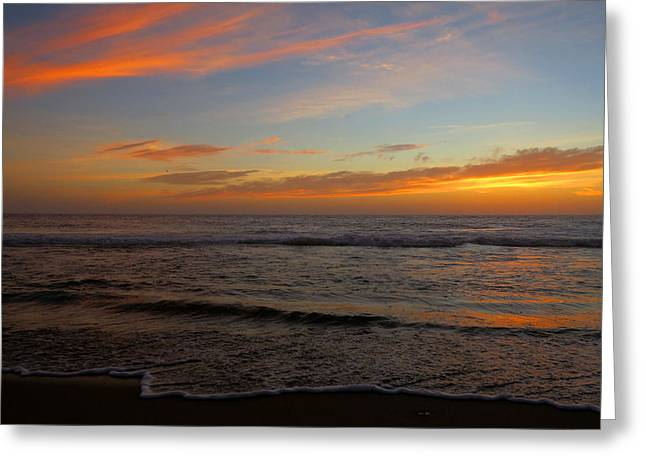 Greeting Card featuring the photograph October Beauty by Dianne Cowen