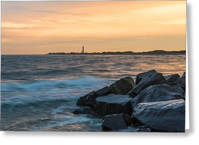Off The Cape Greeting Card