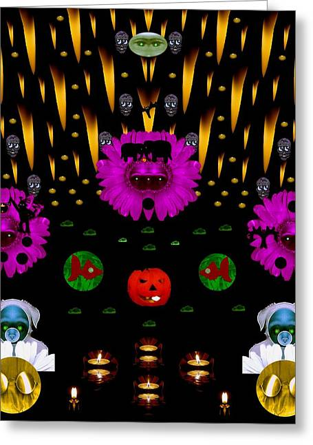 Oh My Pumpkin Greeting Card
