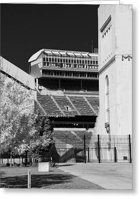 Ohio Stadium 9207 Greeting Card