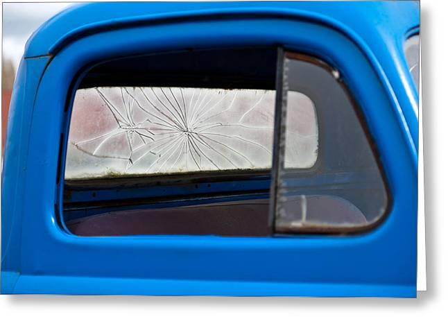 Old Car 1 Greeting Card