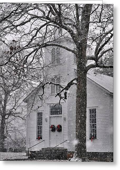 Old Fashioned Christmas - C5548a Greeting Card