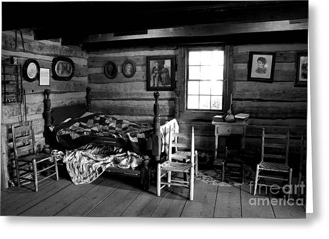 Old Folks At Home Greeting Card by Paul W Faust -  Impressions of Light