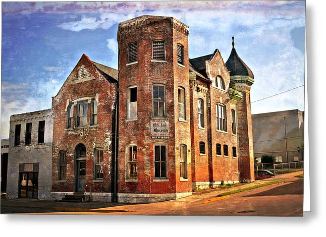 Old Mill Museum Greeting Card by Marty Koch