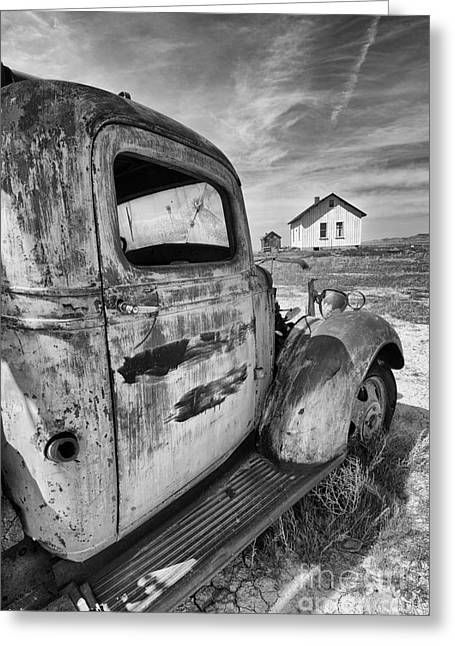 Old Truck 2 Greeting Card