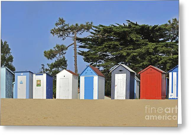 Greeting Card featuring the photograph Oleron 6 by Arterra Picture Library