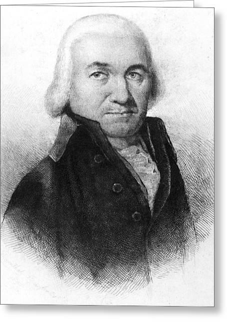 Oliver Ellsworth (1745-1807) Greeting Card
