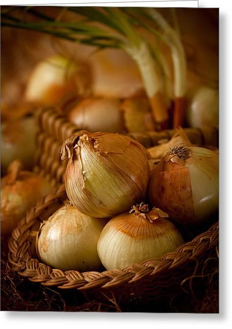 Onion1961 Greeting Card