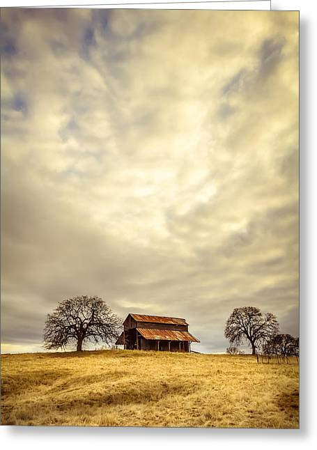Ono Barn Greeting Card