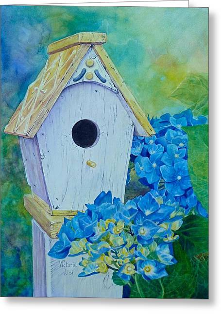 Open House Greeting Card