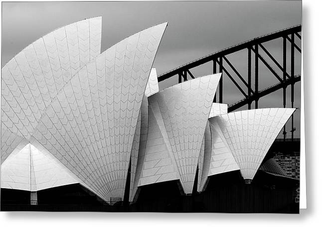 Opera House Sydney Greeting Card