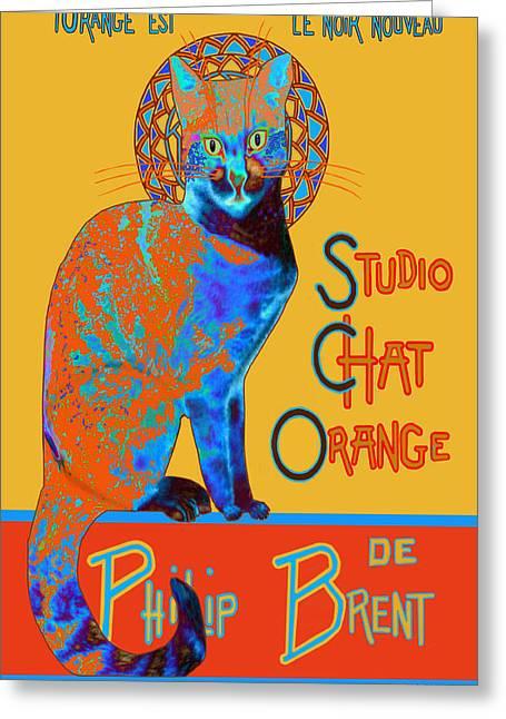 Orange Is The New Black Greeting Card
