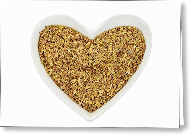 Oregano Greeting Card