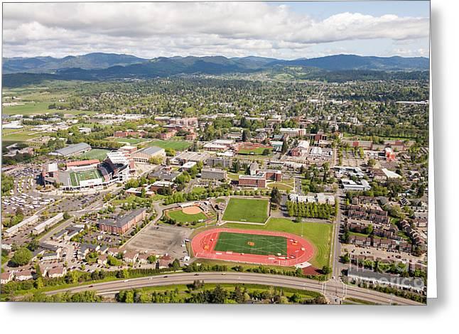 Oregon State University Greeting Card
