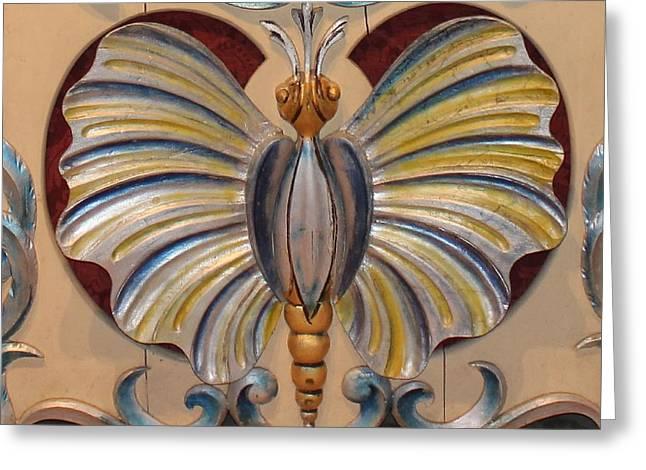 Organ Artistry Greeting Card by Mark Eisenbeil