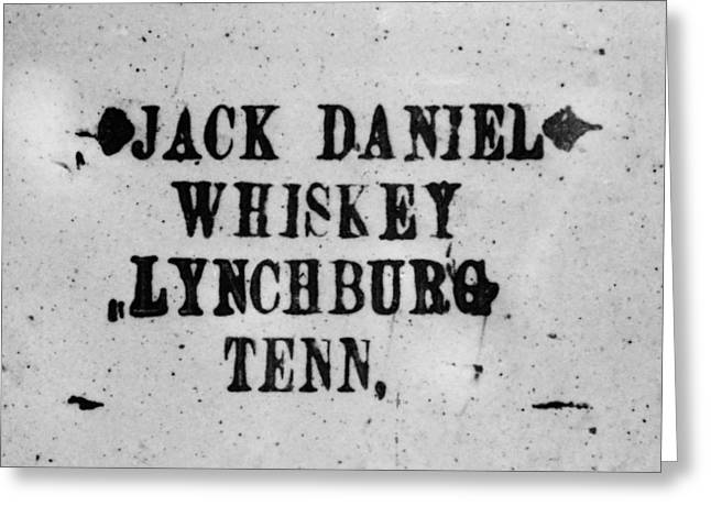 Original Whiskey Greeting Card by JAMART Photography