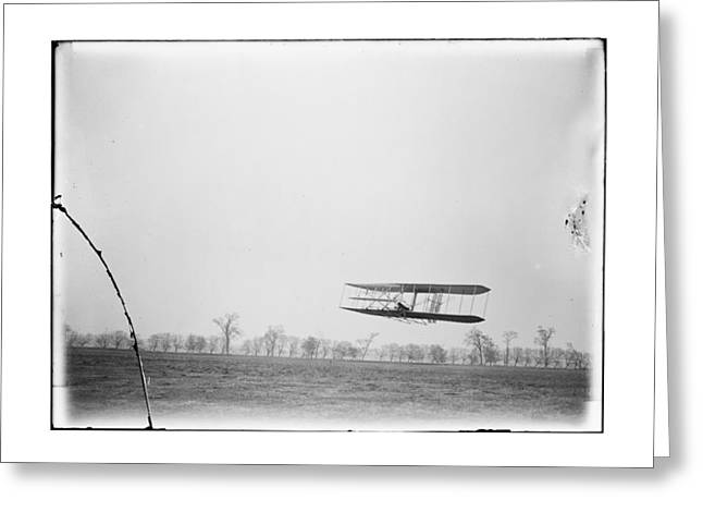 Orville Wright Flight 85 Greeting Card