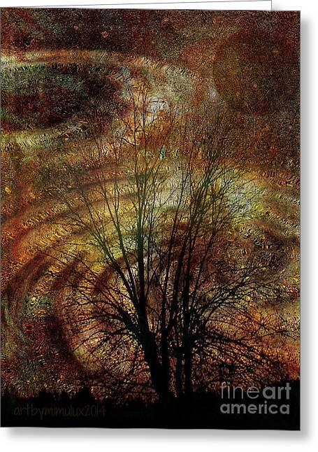 Otherworld Greeting Card