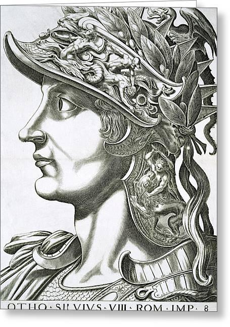 Otho , 1596 Greeting Card by Italian School