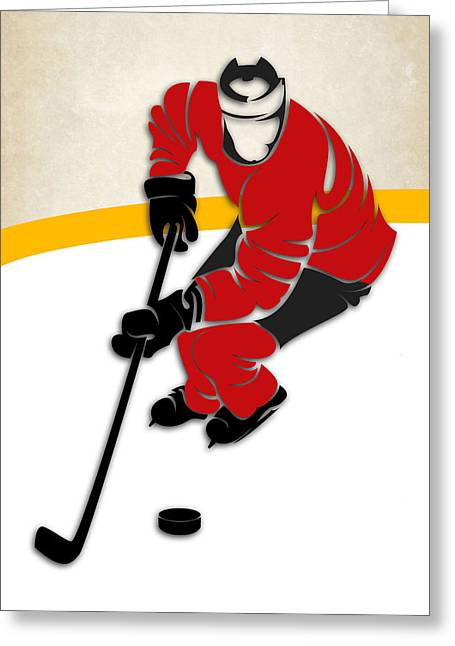 Ottawa Senators Rink Greeting Card