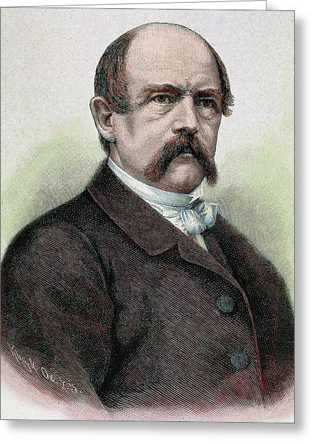 Otto-leopold Bismarck, Prince Greeting Card