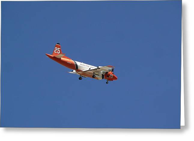 P-3 Orion Hero's Return Day Greeting Card
