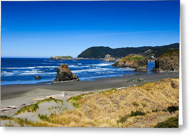Pacific Coast Greeting Card