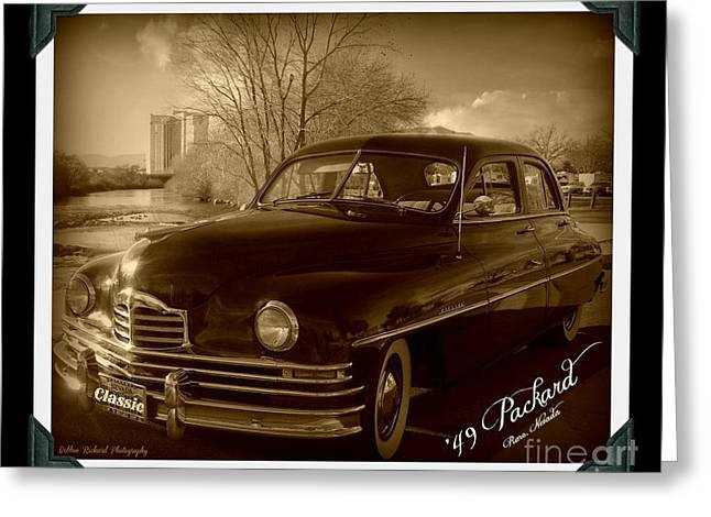 Packard Classic At Truckee River Greeting Card