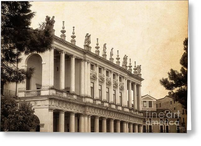Palazzo Chiericati Greeting Card
