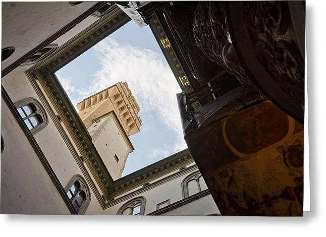 Palazzo Vecchio Greeting Card