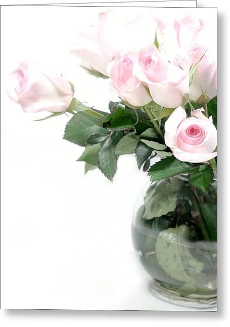 Paler Side Of Pink Greeting Card