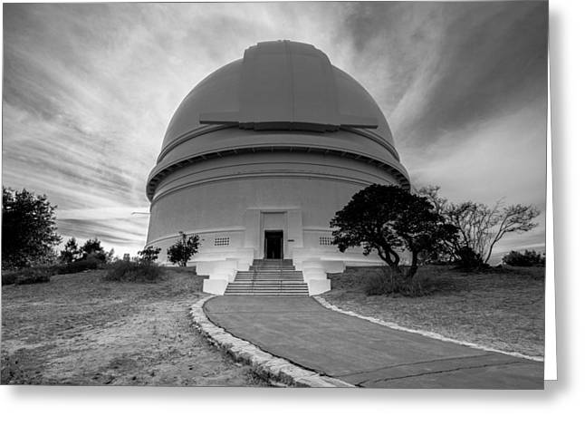 Palomar Observatory Greeting Card