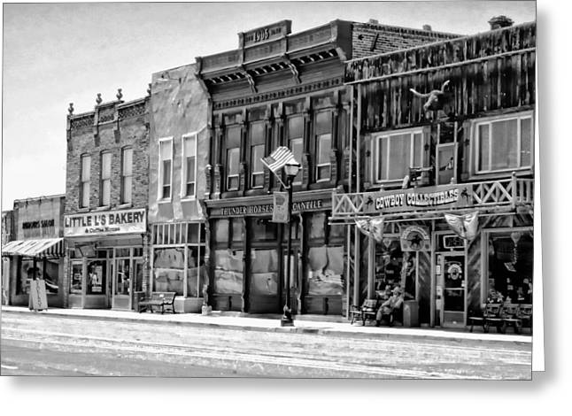 Greeting Card featuring the photograph Panguitch Utah by Kathy Churchman