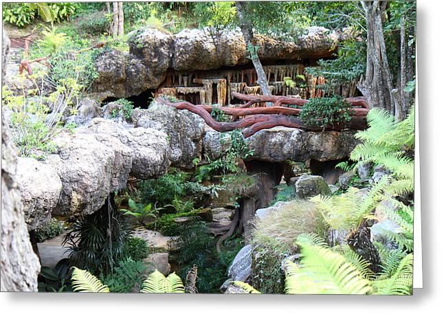 Panviman Chiang Mai Spa And Resort - Chiang Mai Thailand - 011341 Greeting Card by DC Photographer