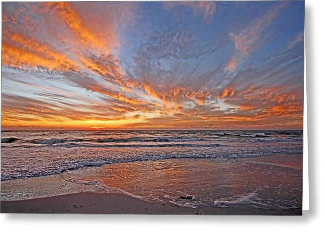 Paradise Found Greeting Card by HH Photography of Florida
