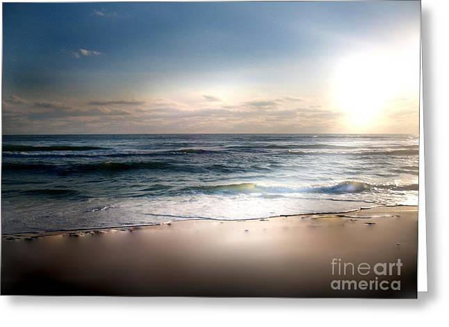 Paradise Greeting Card by Jeffery Fagan