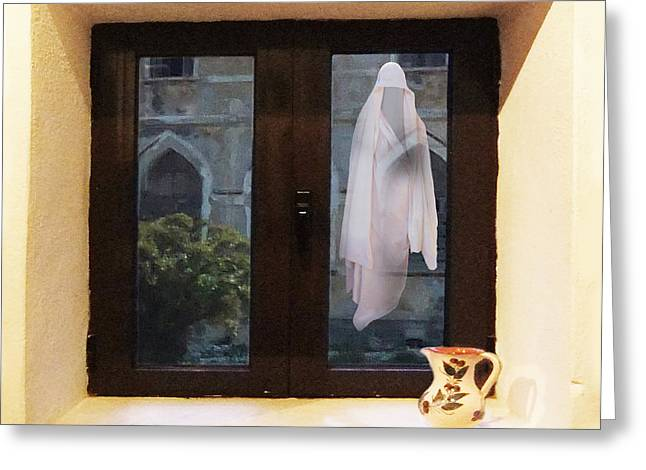 Paranormal Outlook Greeting Card