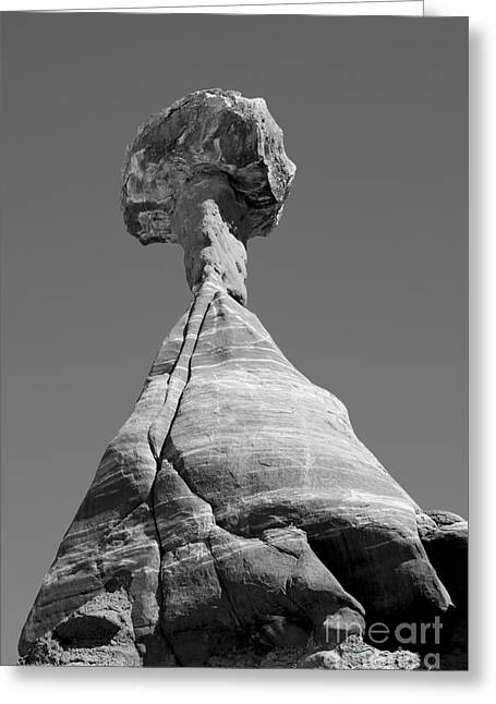 Paria Utah II Greeting Card by Dave Gordon